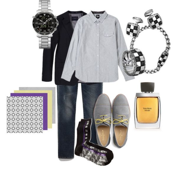 """""""Gents night out"""" by abbott-m on Polyvore"""