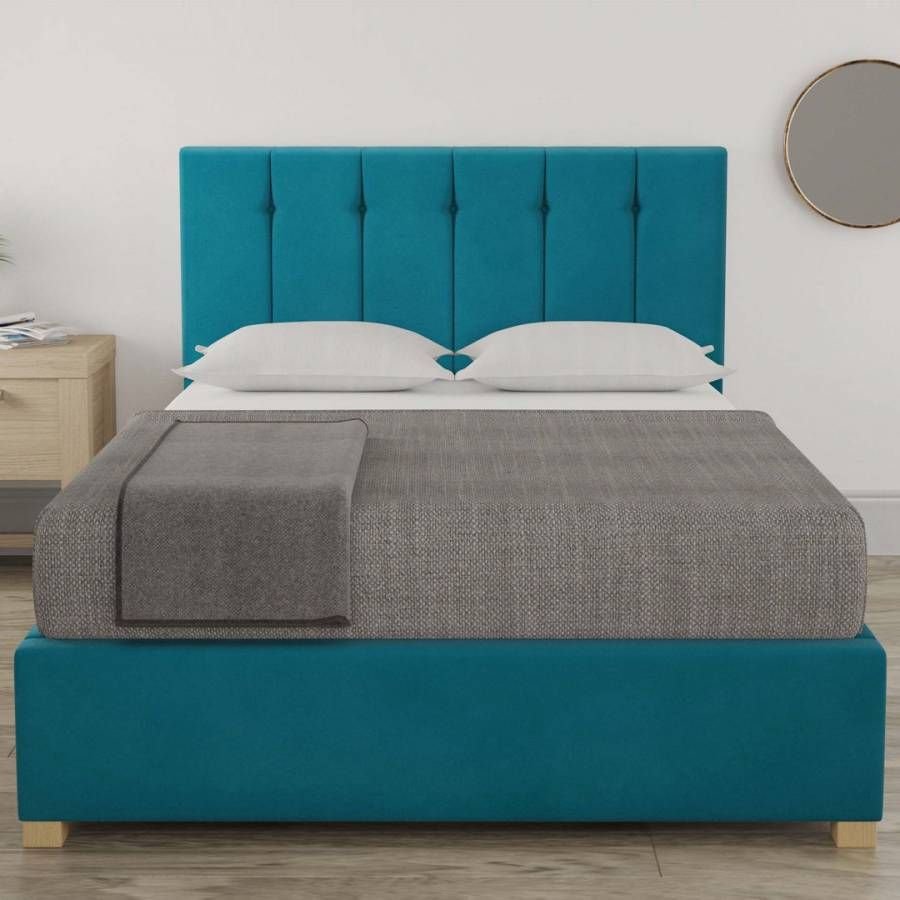Swell Aspire Furniture Pimlico Small Double Bedframe Plush Alphanode Cool Chair Designs And Ideas Alphanodeonline