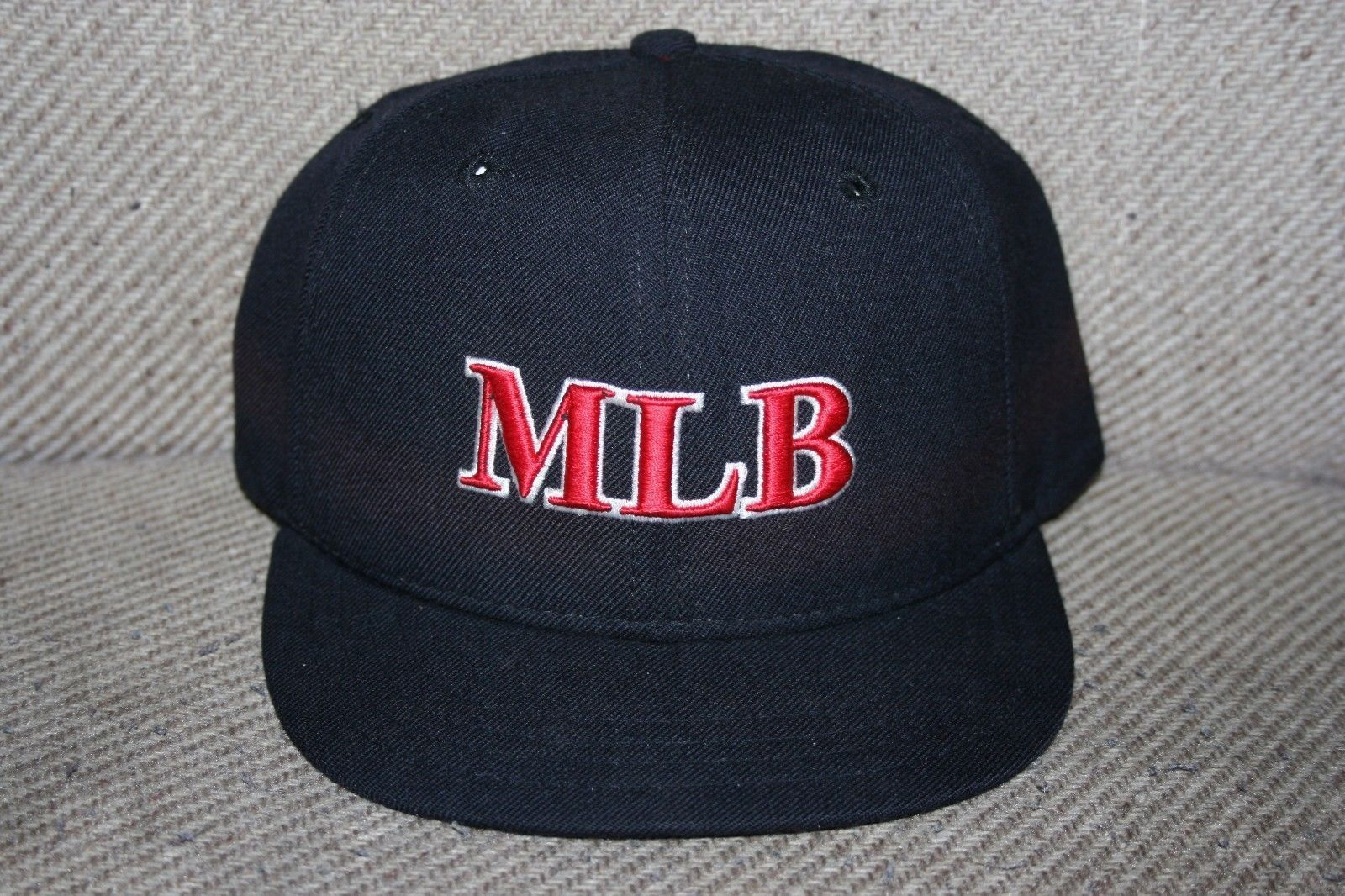 Mlb Umpire 2000 Playoffs Fitted Game Used New Era Hat Cap Rare New Era Hats Baseball Hats Stuff To Buy
