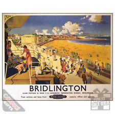 Yorkshire Railway Travel Vacation Holiday A3 Art Poster Print Knaresborough