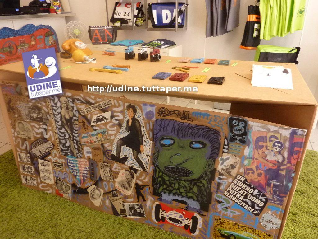 RECICLartè via Poscolle 35   Udine tutta per me   Vivere e fare shopping in centro a UdineUdine tutta per me   Vivere e fare shopping in cen...