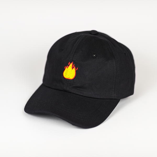 Fire Emoji Hat Cheap Dad Hats For Sale Dad Hats Embroidered Caps Hats For Men