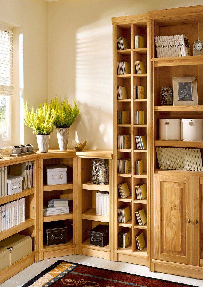 Home affaire CD-Regal »Soeren« beige, für Tiefe 29 cm, Höhe 220cm - regale für wohnzimmer