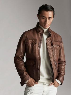 View All Coats Jackets Collection Men Massimo Dutti United Kingdom Veste Blouson Printemps Ete
