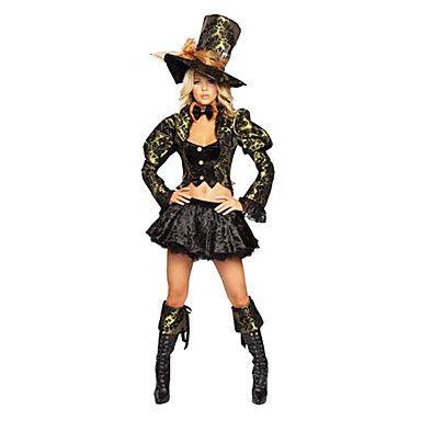 "Disfraz de Halloween de Popular Mad Hatter Mujeres Magician – USD $ 39.99iframe src=""http://www.lightinthebox.com/es/disfraz-de-halloween-de-popular-mad-hatter-mujeres-magician_p936571.html?utm_medium=personal_affiliate&litb_from=personal_affiliate&aff_id=36735&utm_campaign=36735"""