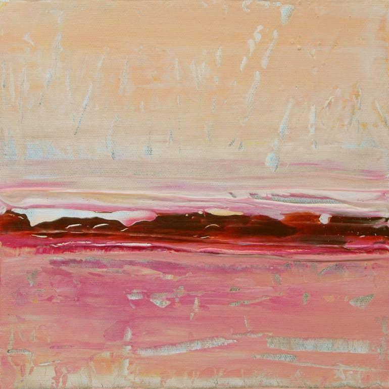 "Saatchi Art Artist Lisa Carney; Painting, ""GeoHorizon 83 - SOLD"" #art"