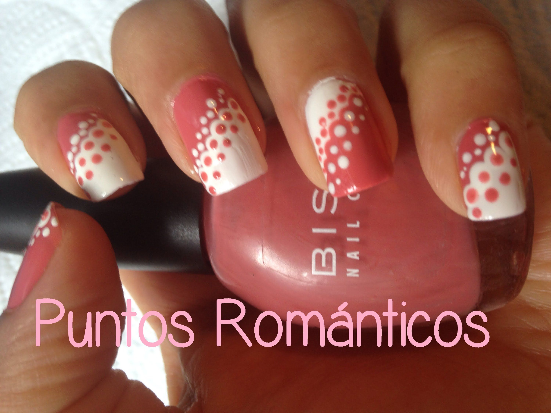 Tutorial de uñas- Súper fácil | Uñas | Pinterest | Diseños de uñas ...