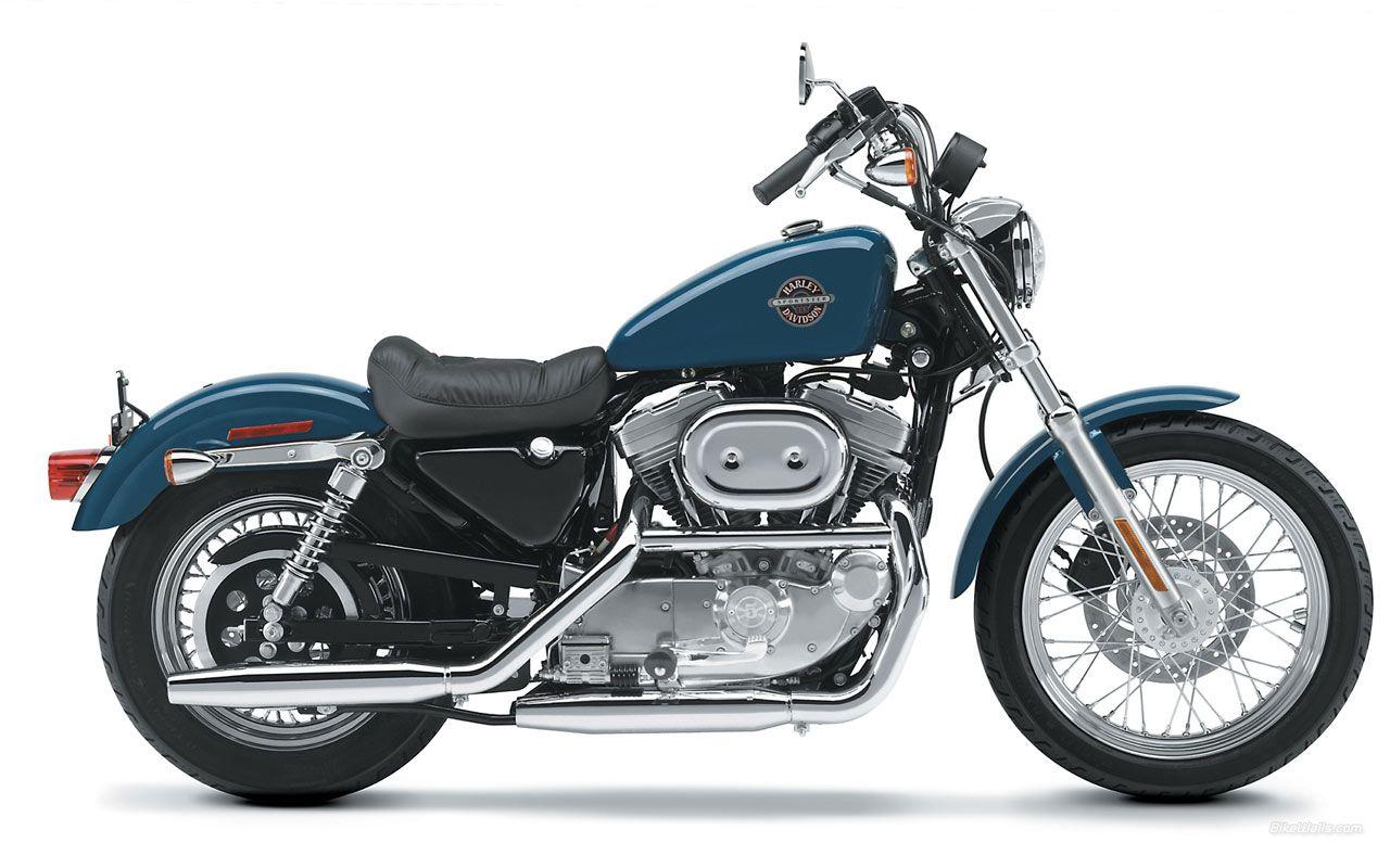 Harley-Davidson XLH 883 Sportster 883 Hugger 1280 x 800 wallpaper