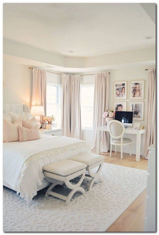 44 Inspiring Apartment Decorating Ideas Apartmentdecoratingideas Inspiringapartmentideas Apartmenti White Master Bedroom Bedroom Interior Home Decor Bedroom