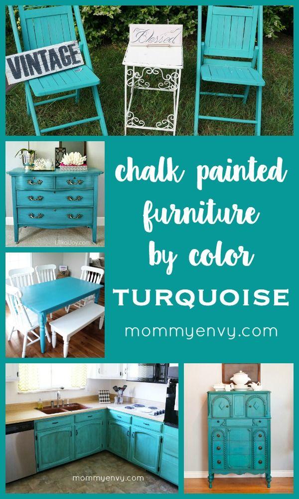 Color Envy - Chalk Painted Furniture by Color Series | Color ...