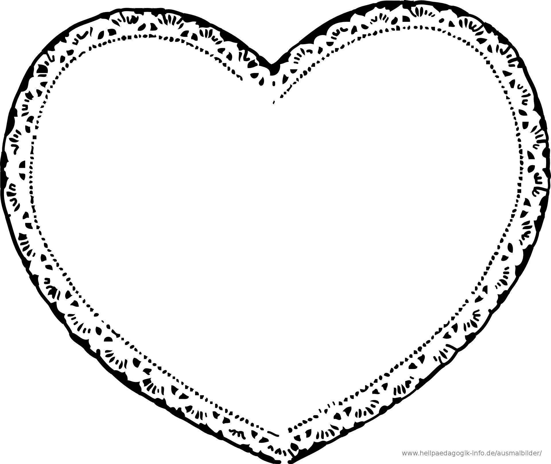 Malvorlagen Love
