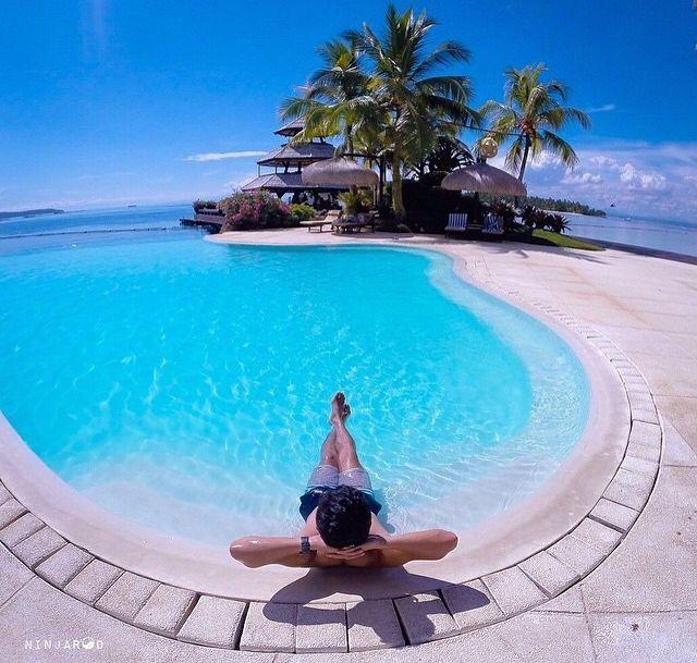 Paradise island davao facebook