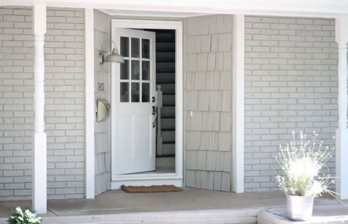 How to choose exterior paint colors you\'ll love..valspar woodlawn ...