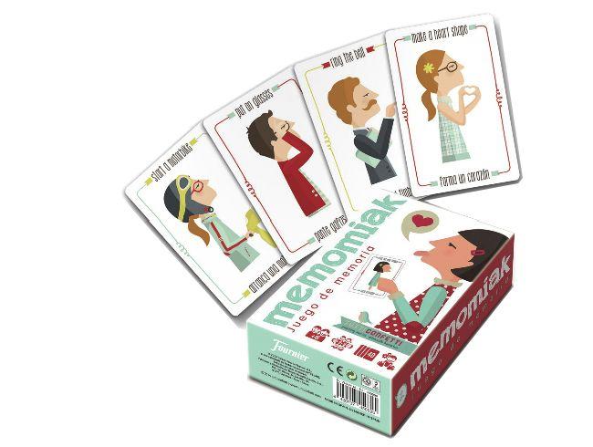 Memomiak Juegos Cartas Infantiles Fournier Quieres Jugar A Las