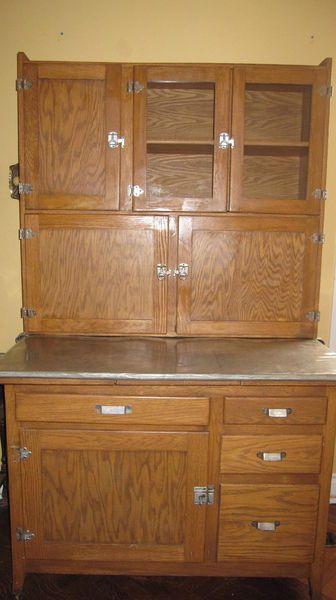 Kijiji Antique Hoosier Cabinet With Flour Sifter Hoosier Cabinet Used Kitchen Cabinets Antique Hoosier Cabinet