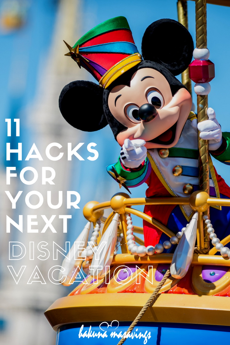 Tips And Tricks From Our Latest Trip To Disney World