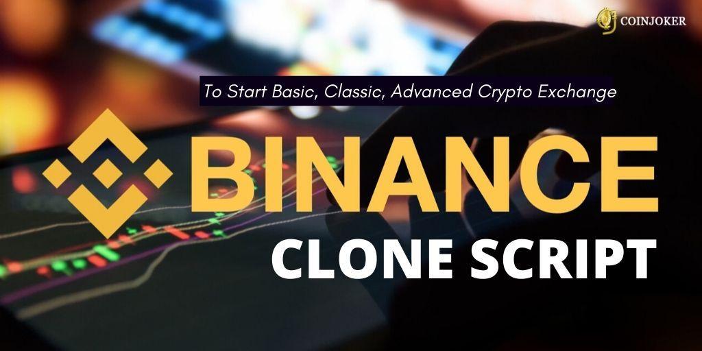 Start Binance like Crypto Exchange Coinjoker in 2020