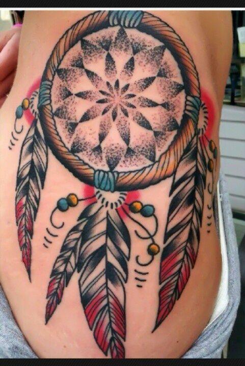 Traditional Dream Catcher Tattoo 40eff40fae88440034169b40fbc40baajpg 40×40 Tattoos 8