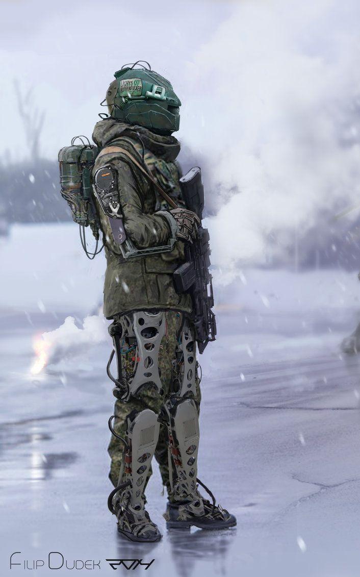 Guard by 5ofnovember.deviantart.com on @DeviantArt