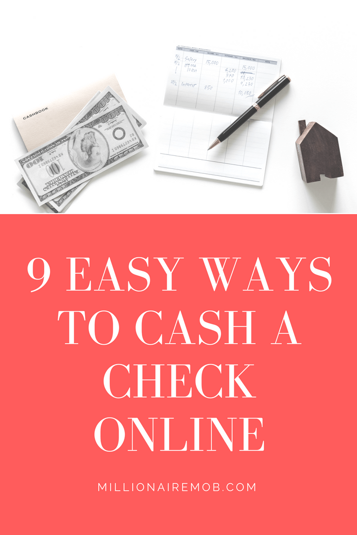 9 Instant Online Check Cashing Options to Use | Personal