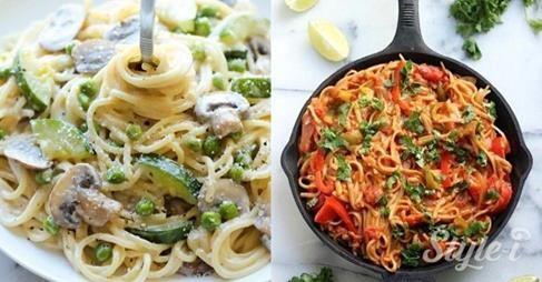 which pasta? vote via stylei @styleiapp #styleiapp
