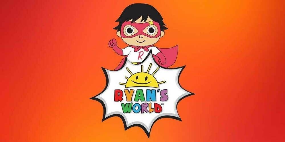 Unisex Ryans World Red Titan Kids Tshirt Fashion Clothing Shoes Accessories Babytoddlerclothing Unisexclothi Kids Art Projects Ryan Toys Bday Party Theme
