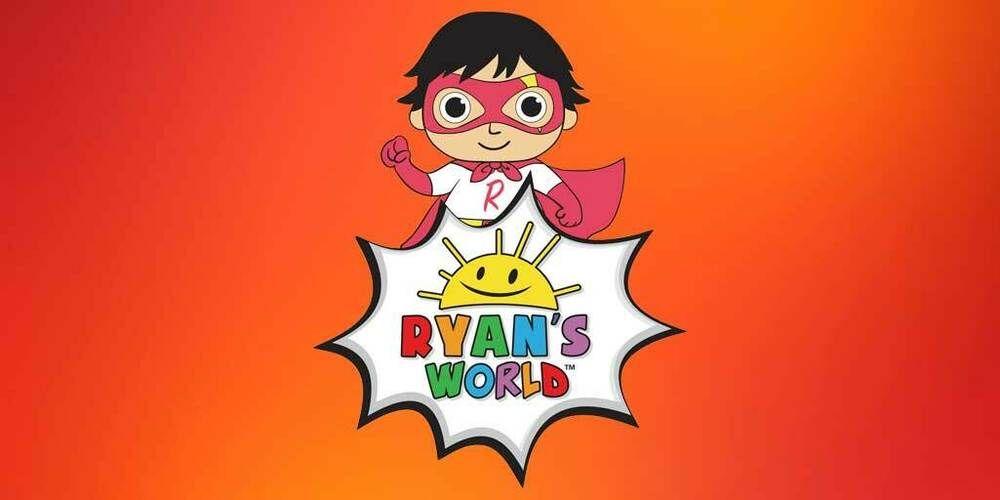Unisex Ryans World Red Titan Kids Tshirt Fashion Clothing Shoes Accessories Babytoddlerclothing Unisexclothingnew Kids Tshirts Ryan Toys Bday Party Theme
