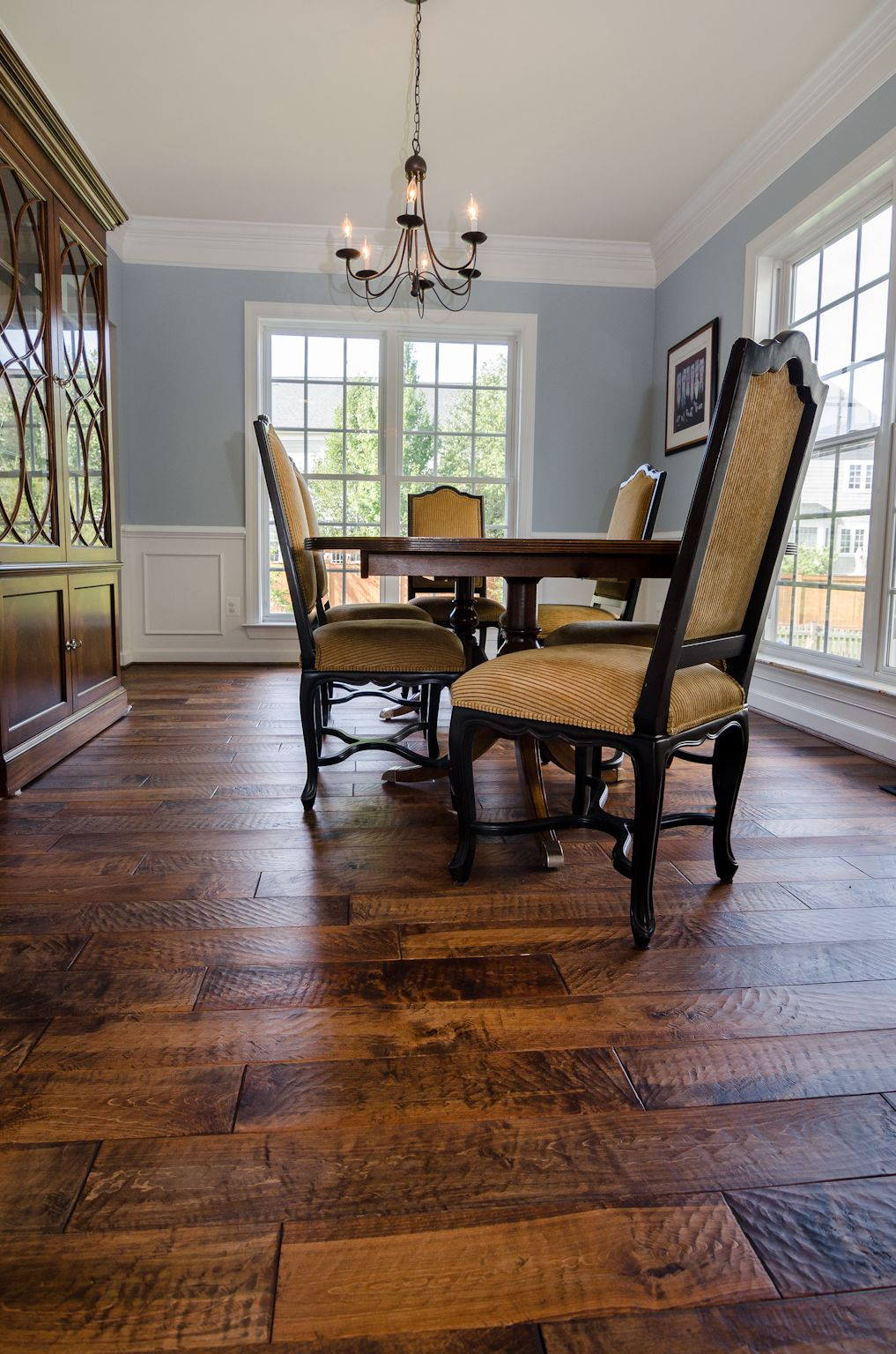 mountain home collection hand scraped hardwoodwickham