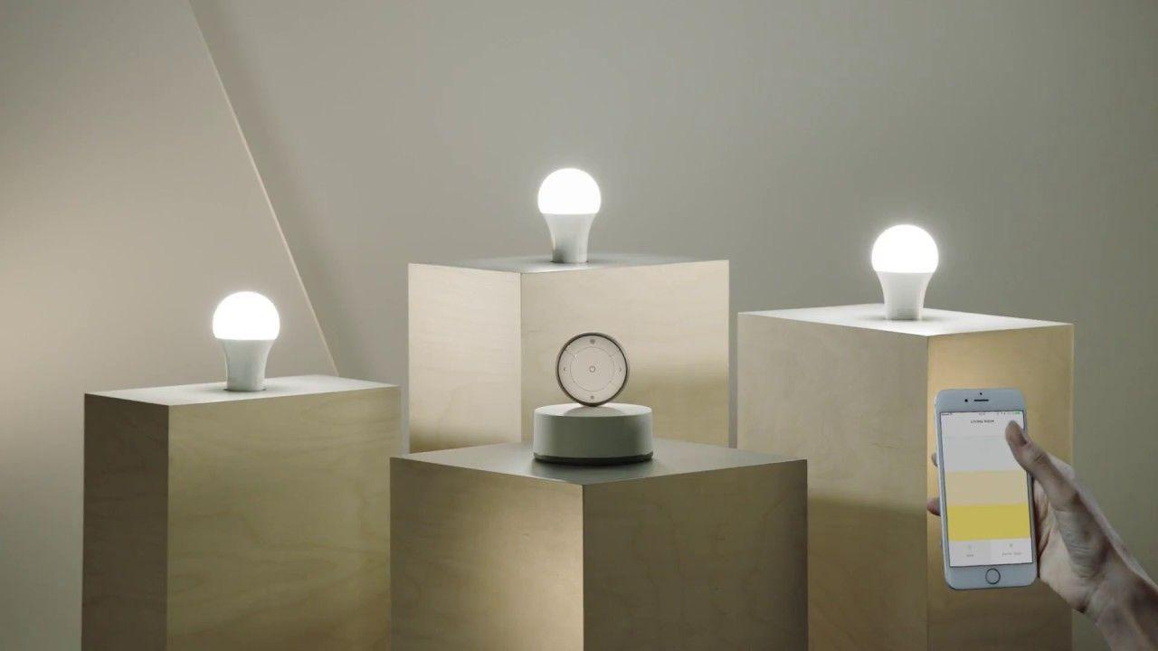 Ikea Smart Light Google Search Smart Lighting Smart Lighting System Led Indoor Lighting
