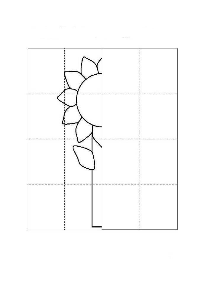 Simetri Simetri Ornekleri Simetri Modelleri Resim Tamamlar Simetri