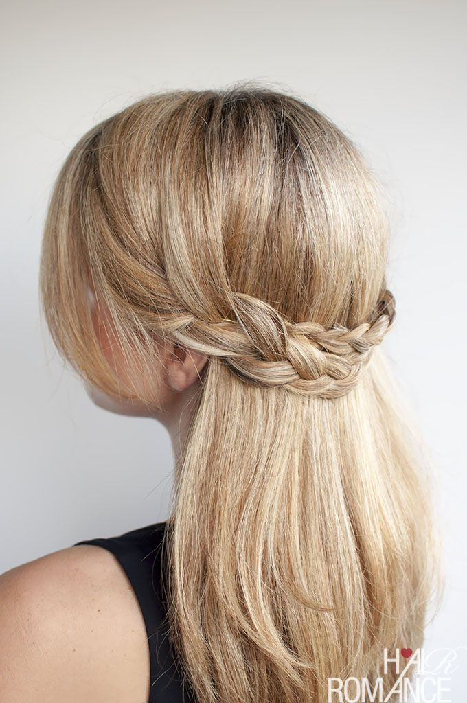 Top 5 Hairstyle Tutorials For Wedding Guests Hair Romance Hair Styles Office Hairstyles Long Hair Styles