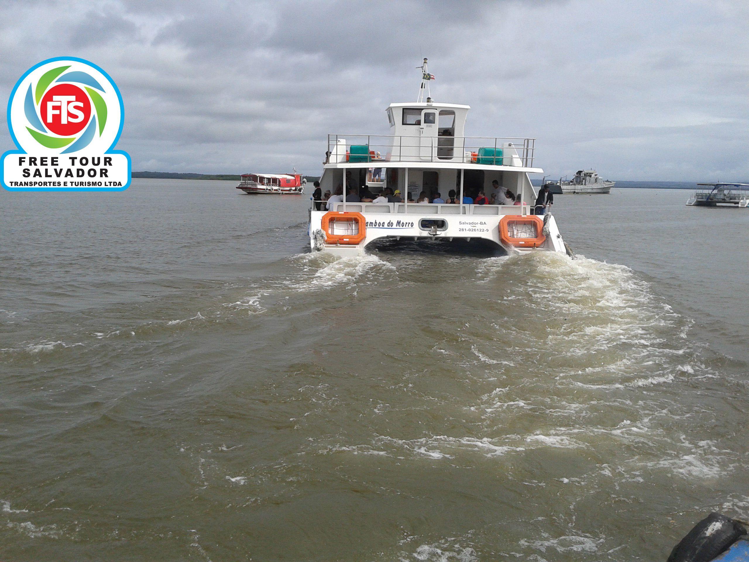 Traslados Seme Terrestre E Venda De Passagens De Catamara