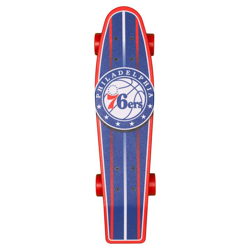 Philadelphia 76ers Aluminati Skateboard