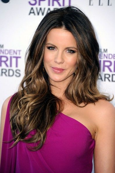Kate Beckinsale Hair- My highlight inspiration for Fall 2012