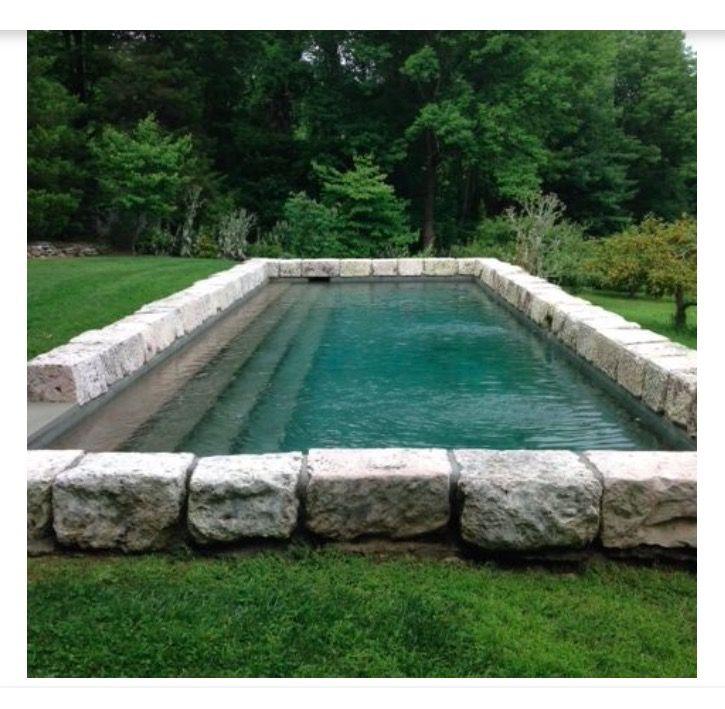 Pin do a peggy o 39 heron em pool pinterest moinho bela for Piletas de campo