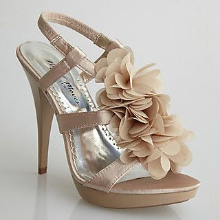 Flutter by Night Moves in Nude at SimplyDresses.com