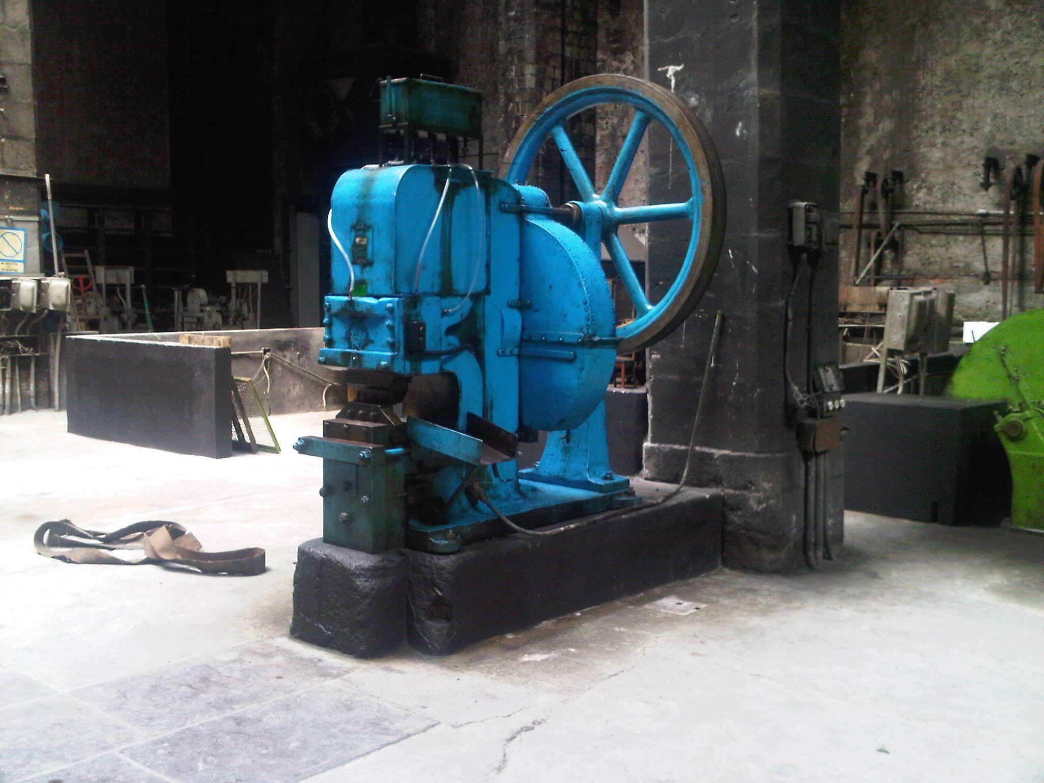 laminadora de metales