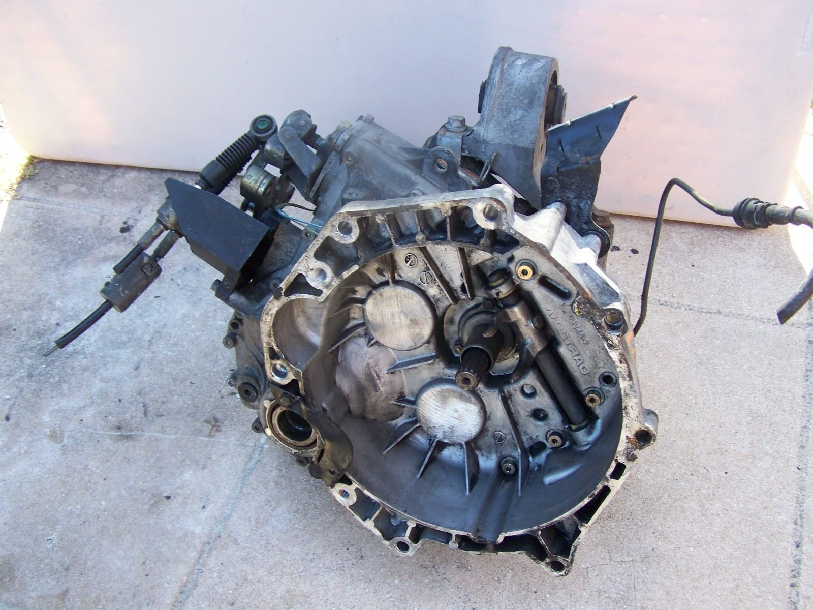 hight resolution of mini cooper s 6 speed manual transmission 2300753177002 35k
