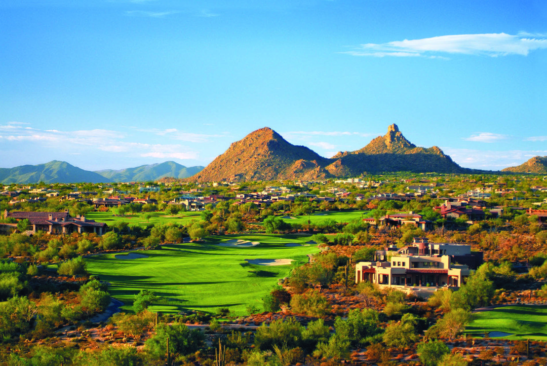 Dc Ranch Scottsdale Arizona Neighborhood Golf Course Community Real Life Fairies Arizona