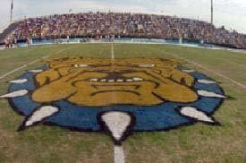 North Carolina A Amp T Aggies Aggie Stadium Football