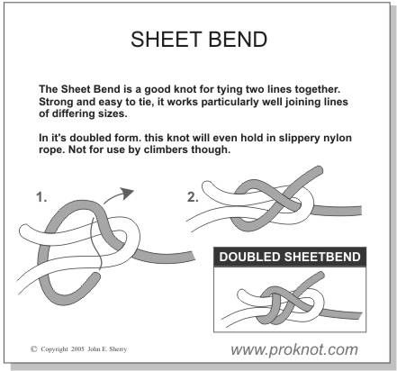 Going To Try This Knot To Join Cotton Yarn Knots Rope Knots