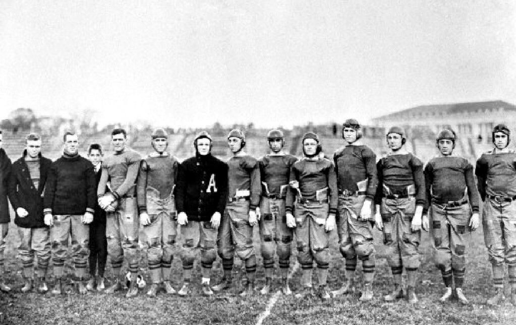 1910 Army Cadets football team