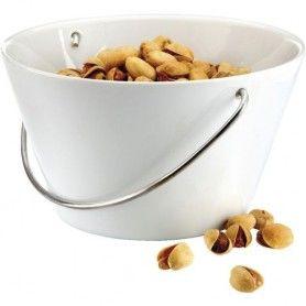 Bowl with handle 1,0 l. White - Eva Solo
