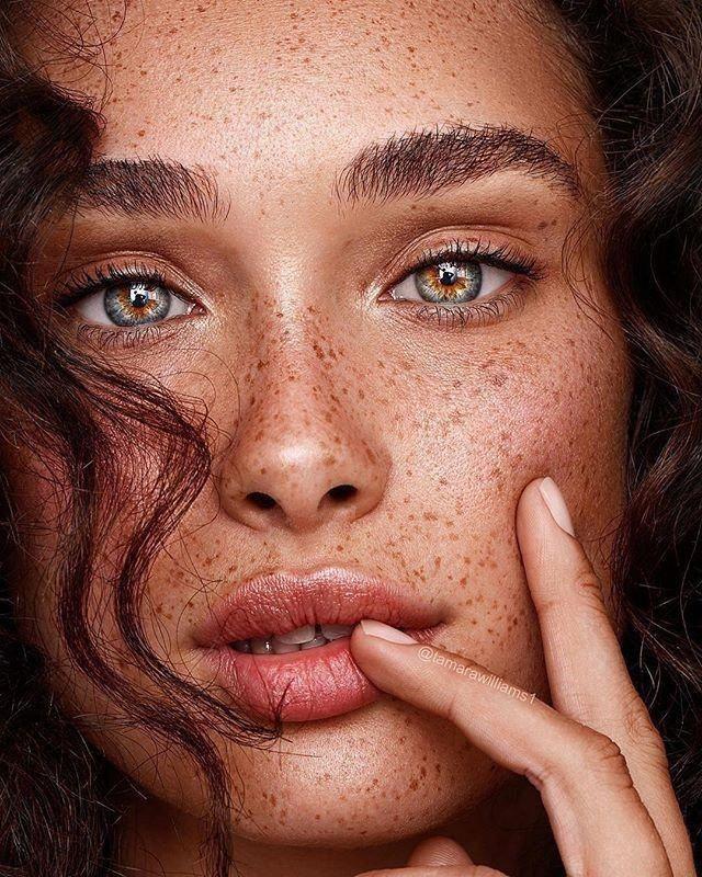 50+ Creative Portrait Examples — Richpointofview -   13 makeup Tumblr pecas ideas