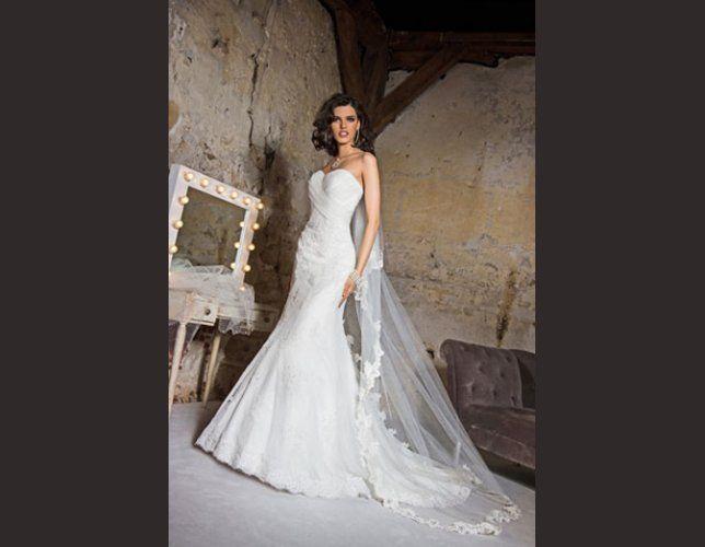 Robe de mariée sirène Empire du Mariage 2014