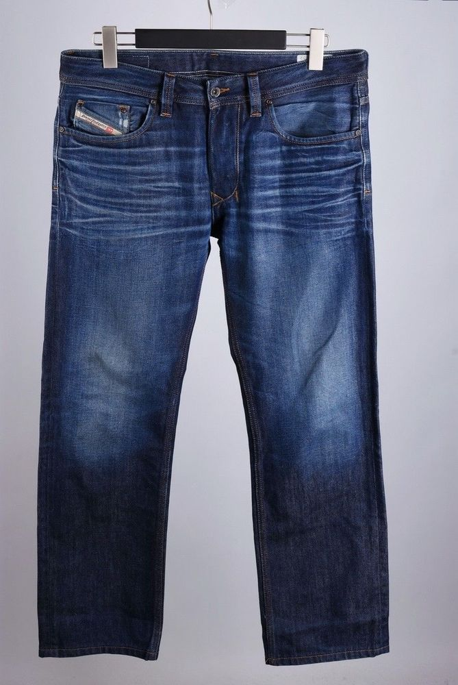9f4e4694 Diesel Larkee Wash 0073N Jeans Size L W 33 32 #fashion #clothing #shoes # accessories #mensclothing #jeans (ebay link)