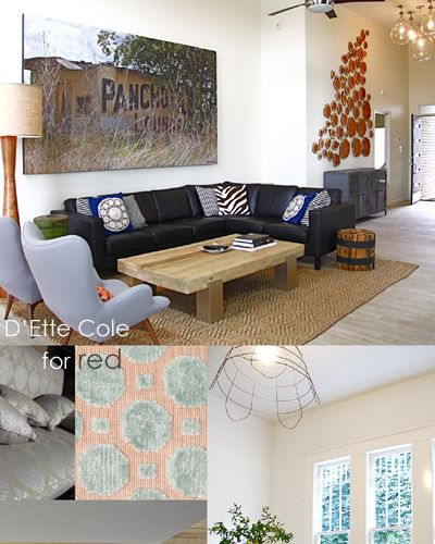 Large Canvas Print For Horseshoe Bay Property In Marble Falls Texas