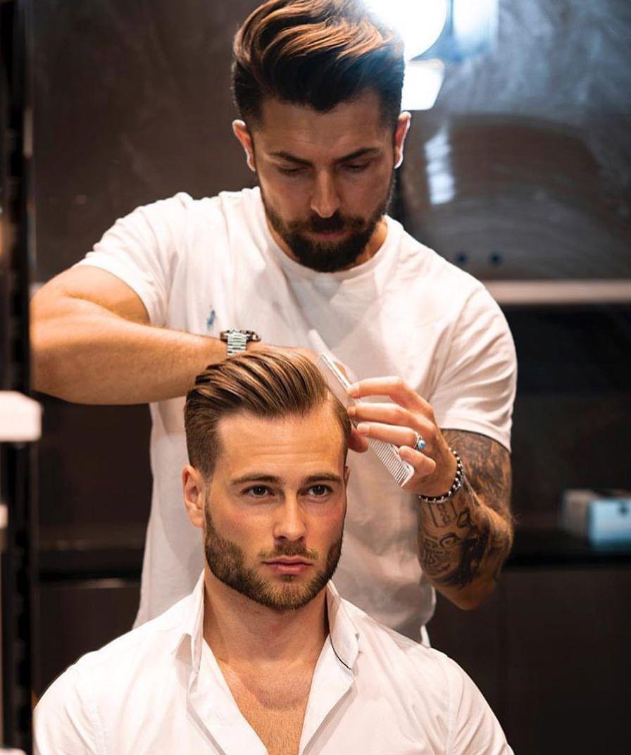 Pin On Mens Hairstyles Medium