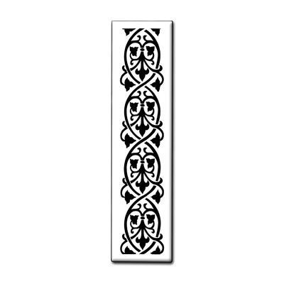 Tile Products Group Standard Orleans Spacer Address Plaque