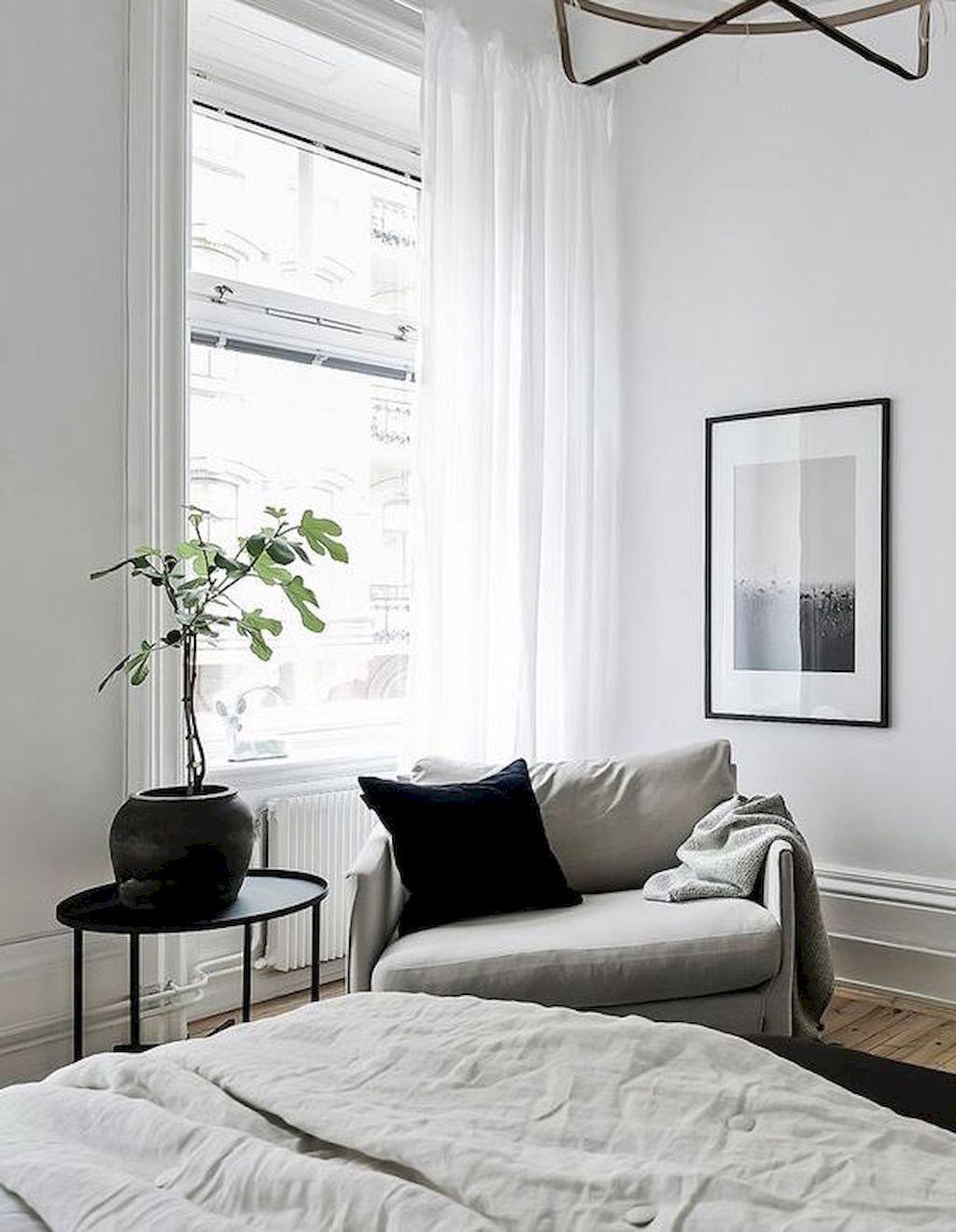 Adorable 75 Modern Minimalist Bedroom Https://decorapartment.com/75 Modern.  Schlafzimmer InspirationWohnzimmer EinrichtenWg ...